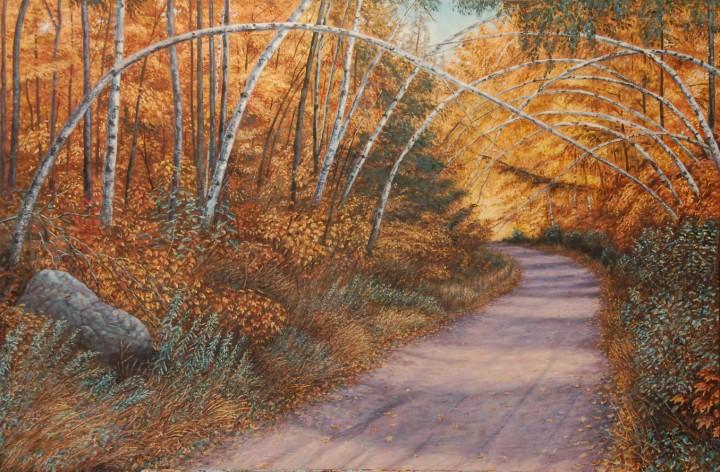 Birch Arches