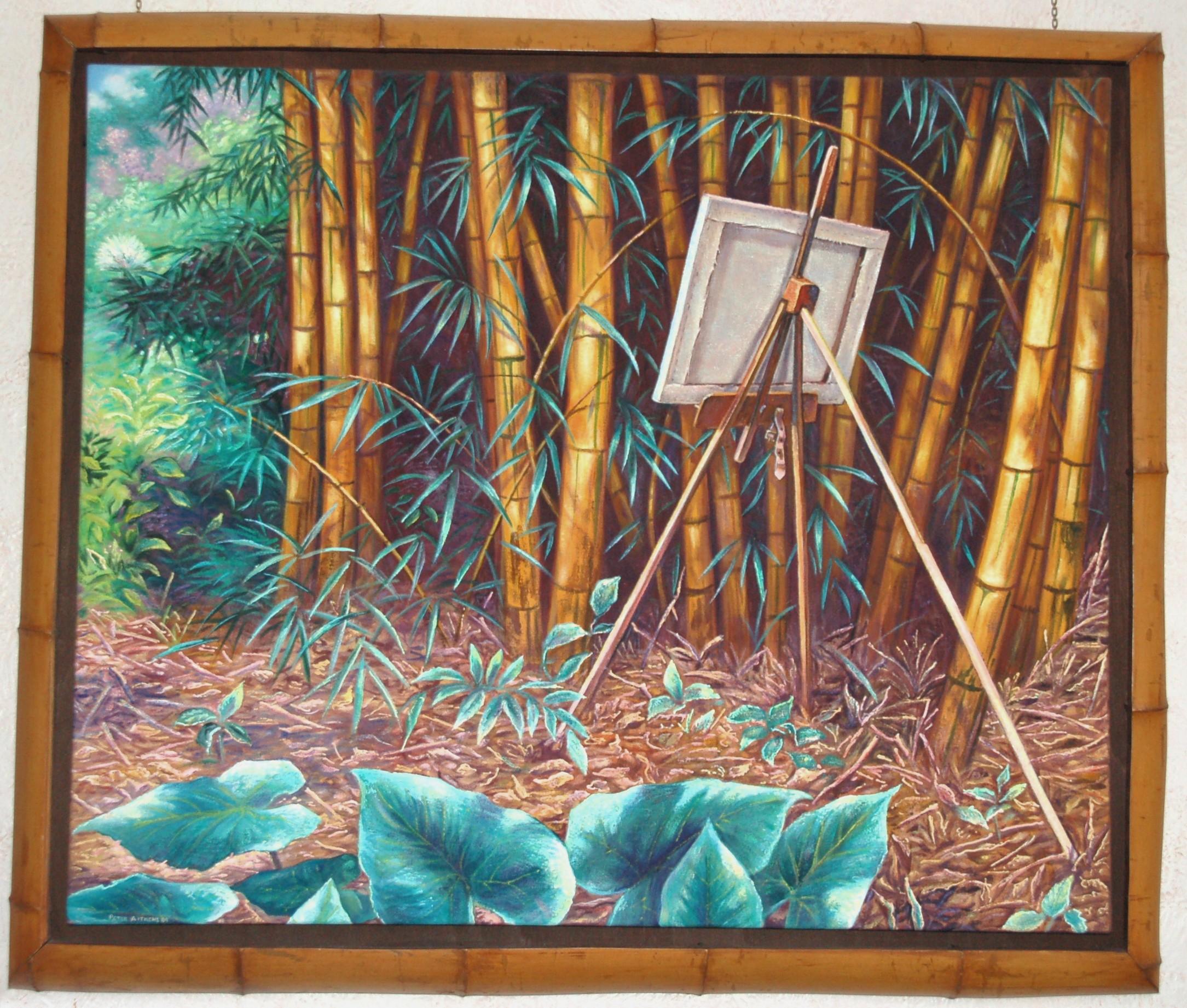 The Artist in His Studio